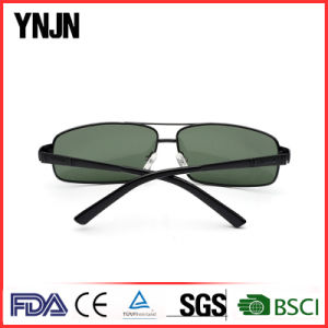 New Coming Double Bridge Square Mens Sunglasses 2017 (YJ-F8395) pictures & photos