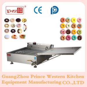 Commerical Stainless Steel Donut Making Machine Donut Fryer pictures & photos