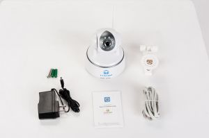Kinzo 720p WiFi Wireless Security IP Camera, Baby Monitor pictures & photos