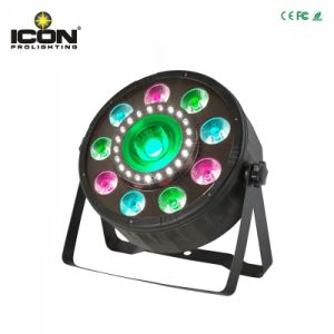 LED Light Flat PAR Can Lighting with LED Digital Display pictures & photos