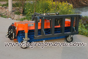 18-50HP Snow Implement SN SW Hydraulic Snow Sweeper pictures & photos