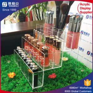 Acrylic Makeup Display Stand pictures & photos
