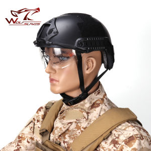 Fast Mh Style Helmet Military Helmet Airsoft Helmet Use for Wargame pictures & photos