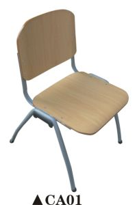 Student Chair with Writing Pad for School pictures & photos
