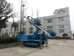Full Hydraulic High Rotary Speed Anchor Drilling Machine 7200 / 10200nm Torque pictures & photos
