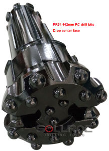 Pr54 140mm RC Drill Bit for Reverse Circulation Drilling pictures & photos