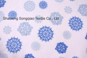 Printed Polyester Flannel/Coral Fleece Fabric - 16111-2 1# pictures & photos