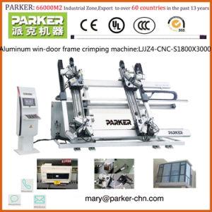 Aluminum Window and Door Production Line Corner Crimping Machine pictures & photos
