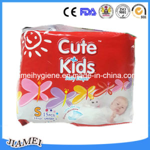 Disposable Breathable Baby Diapers for Africa Market pictures & photos