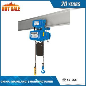 2t Light High Quality Electric Chain Hoist pictures & photos
