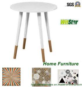 Modern Bar Stool with Printing (WS16-0294)