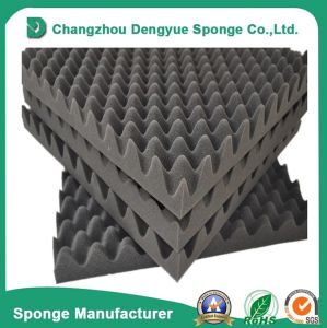Studio Acoustic Foam Sound Absorption Eggshell Panel pictures & photos