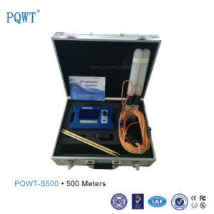 Pqwt-S500 Portable Multi-Function Measuring Instrument Underground Water Detector, 500m pictures & photos