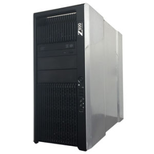 for HP Z800 Dual Radiator Quasi System Used Workstation pictures & photos