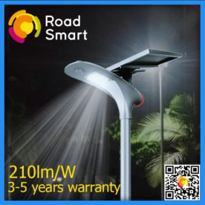 2017 Fashionable Solar Street Lamp with Microwave Motion Sensor pictures & photos