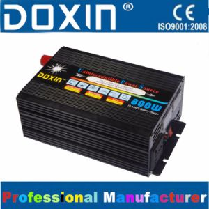 Doxin 800W Modified Sine Wave Inverter with UPS&Charger pictures & photos