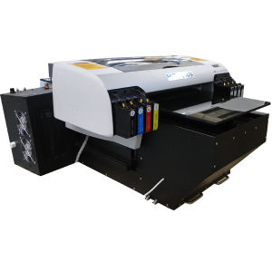 Ce SGS Approved A2 UV Flatbed Printer for Pen, Phone Case, Glass, Ceramic, Metal and Plastic pictures & photos