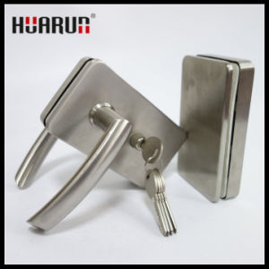 Stainless Steel Swing Glass Door Handle Lock (HR1130/HR1131) pictures & photos