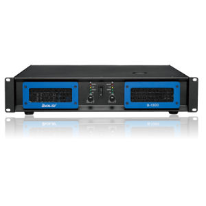 PRO Audio Class H Sound Professional Power Amplifier (B-600) pictures & photos