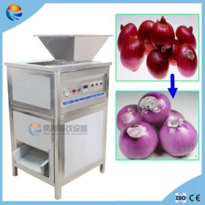 Automatic Dry Type Ce Certificated Electric Onion Skin Peeler pictures & photos