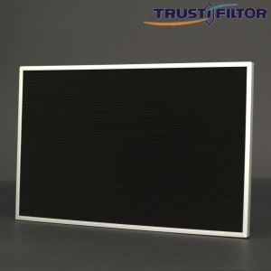 Electrostatic Matching High Efficiency Ozone Removal Filter