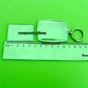 Blank Acrylic Keychain pictures & photos