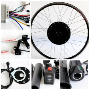 High Power 350W 500W 1000W Hub Motor E-Bike Kit with Battery pictures & photos