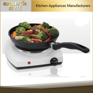 Ce RoHS Approval Electric Hot Plate Es-101 Electric Cooktop pictures & photos