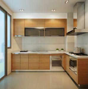 New Design Retail Wholesale Modern Design Kitchen Cabinet (FOH-MKC1344) pictures & photos
