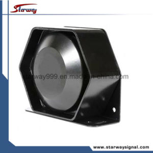 Warning Hexagon Car Siren Speaker (YS09) pictures & photos