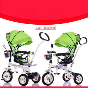 Baby Three Wheel Stroller/Tricycle Ly-W-0118 pictures & photos