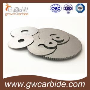 Tungsten Carbide Circular Saw Blades pictures & photos