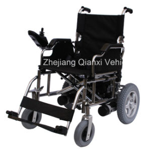 China portable foldable electric wheelchair for disabled Portable motorized wheelchair