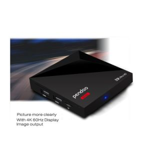 2017 Latest Pendoo Mini Android7.1 TV Box Rk3328 1g RAM 8g ROM Set Top Box pictures & photos