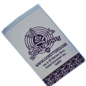 Cheap Woven Cloth Neck Label for Garment Product pictures & photos