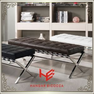 Hotel Stool (RS161805) Stool Bar Stool Cushion Outdoor Furniture Store Stool Shop Stool Living Room Stool Restaurant Furniture Stainless Steel Furniture pictures & photos