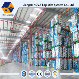 China Rack Manufacturer Q235 Steel Pallet Rack From Nova Logistics pictures & photos