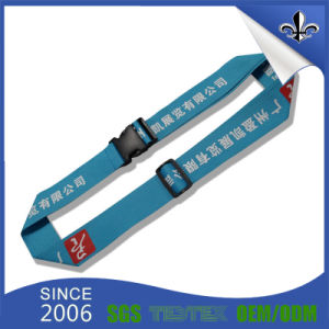 Factory Custom Made Belt Polyester Luggage Strap for Luggage Bag pictures & photos