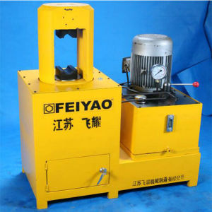 High Pressure Hydraulic Wire Rope Swaging Machine pictures & photos