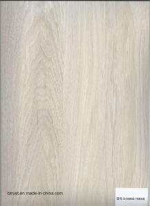 Wood Grain PVC Decorative Film/Foil for Cabinet/Door Vacuum Membrane Press Bgl161-166 pictures & photos