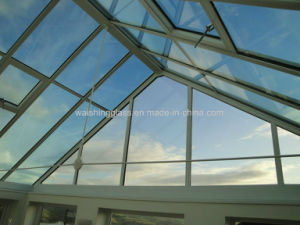 Colored Vacuum Insulating Glass Window with Igcc/ISO9001/CCC pictures & photos