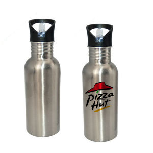 Suction Nozzle Stainless Bottle with Sublimation Printing pictures & photos