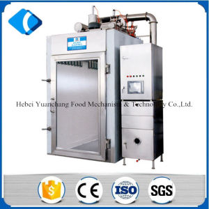 Touch Screen Programmable Sausage Smoking Machine pictures & photos