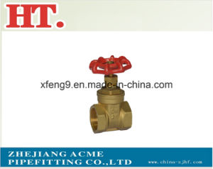 Brass Pipe Cap Fip Fitting pictures & photos