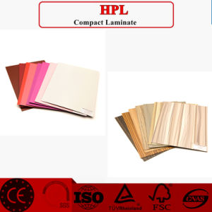 HPL / (woodgrain series) High Pressure Laminate pictures & photos