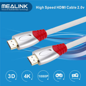 High Speed 4k HDMI 2.0 Cable pictures & photos