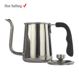 Stainless Steel Coffee Maker Coffee Hand Pot pictures & photos