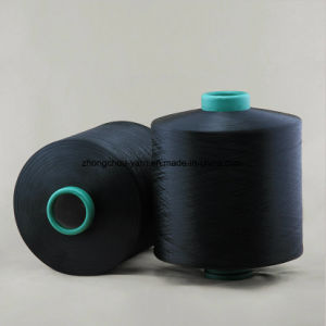 Polyester Ddb 150d/48f Him Grade AA Yarn pictures & photos