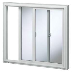 Aluminum Window with Mosquito Mesh pictures & photos