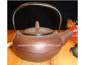 Costomize Cast Iron Teapot 0.4L pictures & photos
